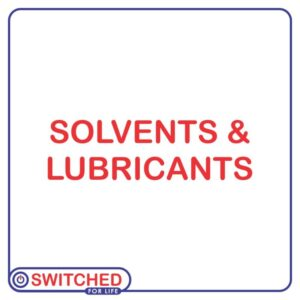 Solvents and Lubricants