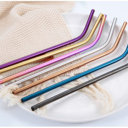 10 Piece bent Straw Set - Switched For Life 3